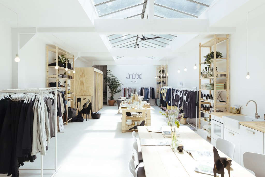 Studio Jux Amsterdam Sustainable Shopping