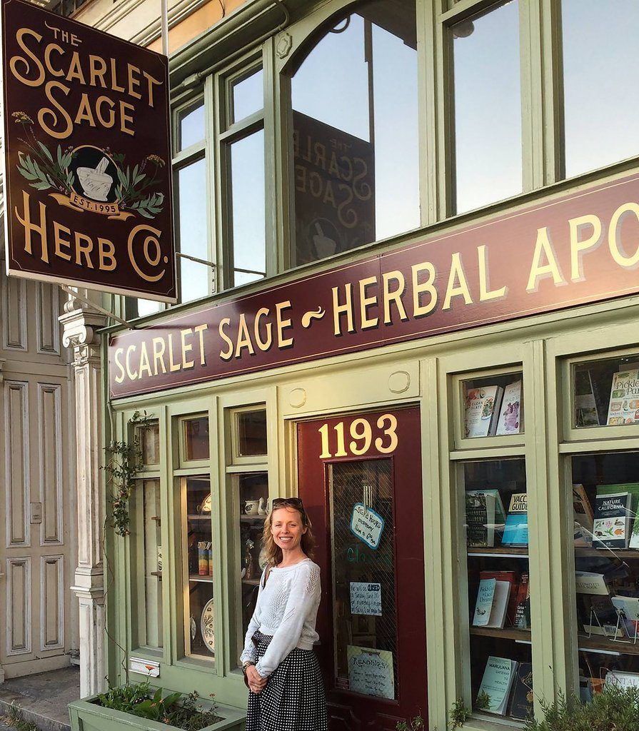 Scarlet Sage Herb Co