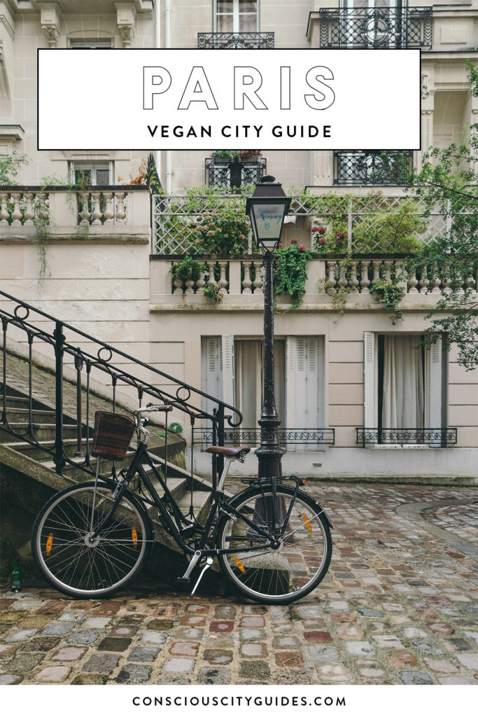 Paris Vegan City Guide