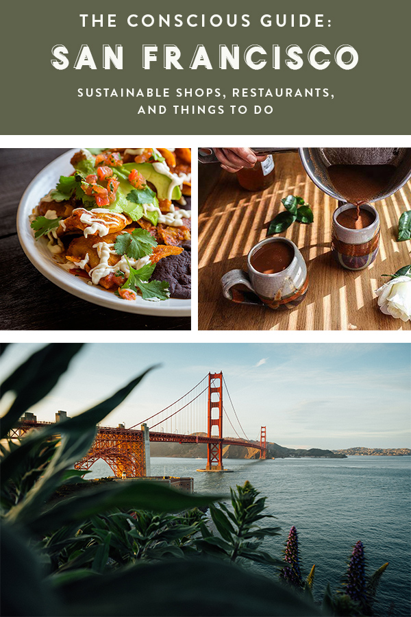 San Francisco Sustainable City Guide