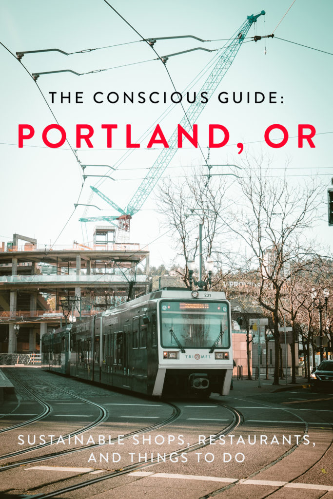 Portland Oregon Sustainable City Guide