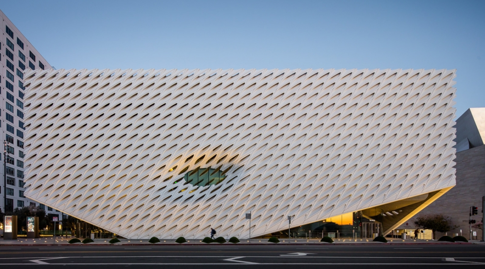the broad los angeles